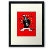 Homme Framed Print