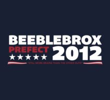 Beeblebrox-Prefect 2012 by M Dean Jones