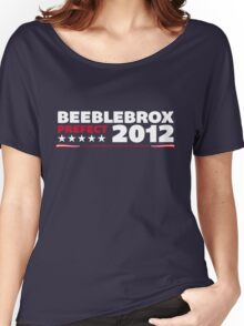 Beeblebrox-Prefect 2012 Women's Relaxed Fit T-Shirt