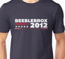 Beeblebrox-Prefect 2012 Unisex T-Shirt