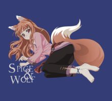 Spice and Wolf T1 by aniplexx