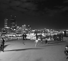 Kings Park Perth Night by carstenbauer