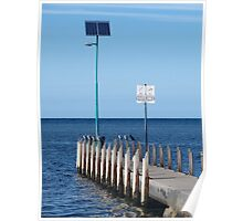 Safety Bay Jetty Poster