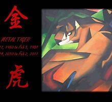 Tiger by taiche