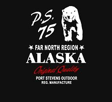 Alaska polar bear Unisex T-Shirt