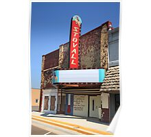 Route 66 - Stovall Theater Poster