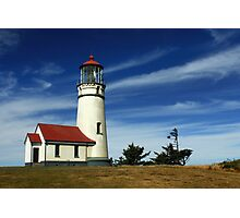 Cape Blanco Lighthouse Photographic Print