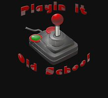Playin' It Old School Unisex T-Shirt