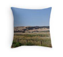 California countryside Throw Pillow