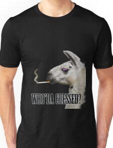 Smokin' Llama Unisex T-Shirt