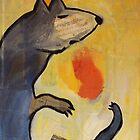 stoat by Soxy Fleming