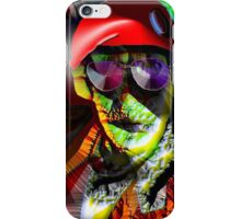 JAZZY DISC JOCKEY iPhone Case/Skin