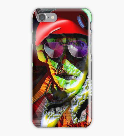 JAZZY DISC JOCKEY iPhone Case/Skin