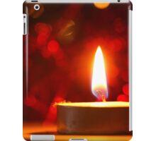 Red Flame iPad Case/Skin