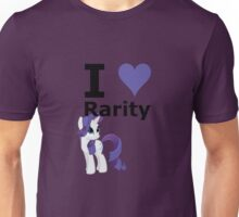 I Heart Rarity Unisex T-Shirt