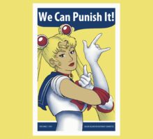 We Can Punish It! by Christadaelia