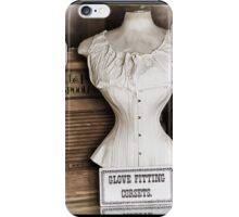Corset iPhone Case/Skin