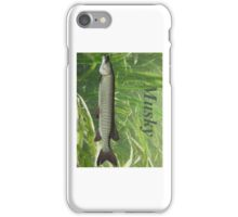 Musky iPhone Case/Skin