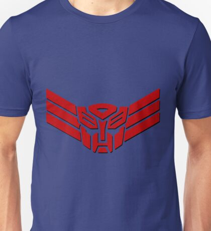 Transformers Autobot Logo Unisex T-Shirt