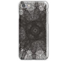 Line Mandala iPhone Case/Skin