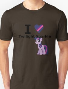 I Heart Twilight Sparkle T-Shirt