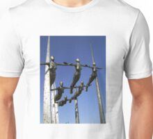 'Formation'  by Rick Kirby - Ipswich, Suffolk Unisex T-Shirt