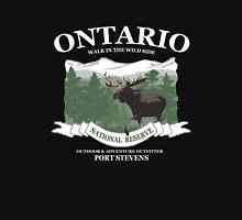 Ontario moose Unisex T-Shirt