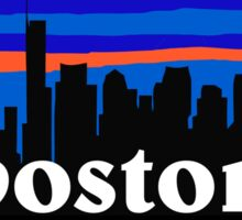 Boston - Massachusetts, USA US cities collection Sticker