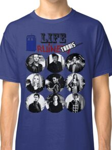 Life Ruiners - Tardis Edition Classic T-Shirt