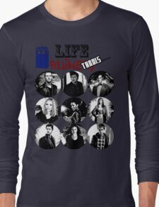 Life Ruiners - Tardis Edition Long Sleeve T-Shirt