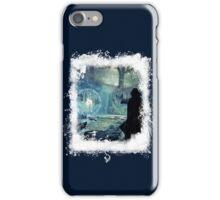 *Silver*Doe* BIG - Winterly Magical Edit iPhone Case/Skin