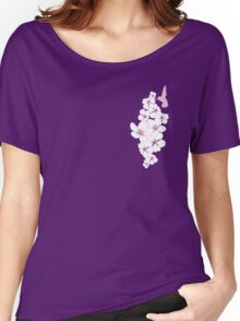 Hummingbird and blossom Women's Relaxed Fit T-Shirt