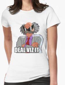 Deal Viz It Womens Fitted T-Shirt