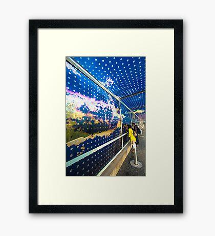Olympic Sculpture Park Framed Print