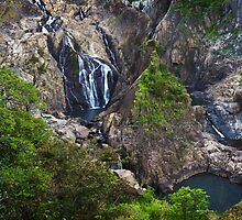 Barren Falls Gorge - Kuranda FNQ by Mark Shean
