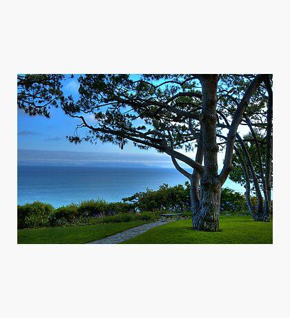 Rancho Palos Verdes Ocean View Photographic Print