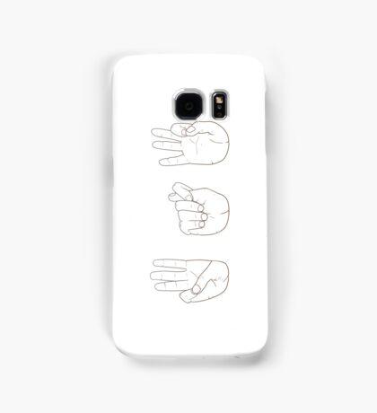 WTF ? Samsung Galaxy Case/Skin