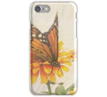 Connect with Nature iPhone Case/Skin