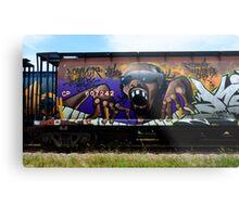 Graffiti Genius 1 Metal Print