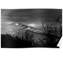 Sunrise Wave - Bells Beach Poster