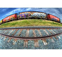 Graffiti Genius 2 Photographic Print