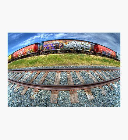 Graffiti Genius 2 Photographic Print