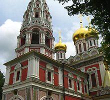 Shipka Monastery I by Maria1606