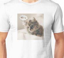 Dreaming Cat Unisex T-Shirt