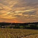 Dusk in Kent by JEZ22