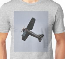 Fokker Monoplane,Avalon Airshow,Australia 2015 Unisex T-Shirt