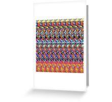 Abstract Digital Art 1 Greeting Card