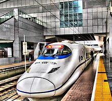 Bullet Train by riverboy