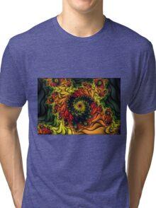 Catherine Wheels on Mars... Tri-blend T-Shirt