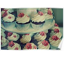 Sweety Cupcakes Poster